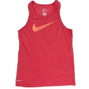 Nike DRI-FIT Swoosh Tank Top